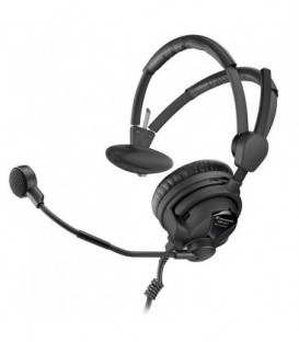 Sennheiser HMD26-II-600-S - Broadcast Headset einseitig, 600 Ohm, without cable