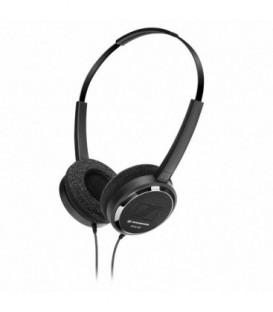 Sennheiser HP02-100 - Lightweight On-Ear Headphones, cable 100 cm (20 pieces)