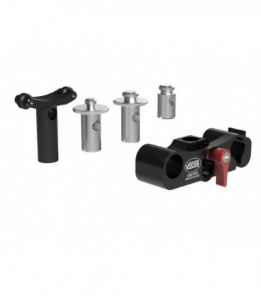 Vocas 0360-0525 - 15 mm General lens support including 4 adapters