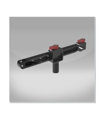 Vocas 0700-0060 - Viewfinder bracket for Sony PXW-FS7