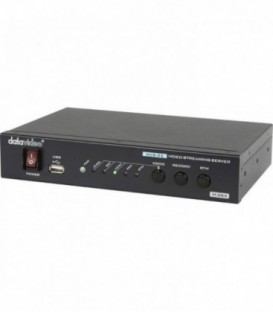 Datavideo 2510-8211 - NVS-25 - H.264 Video Streaming Server / Recorder