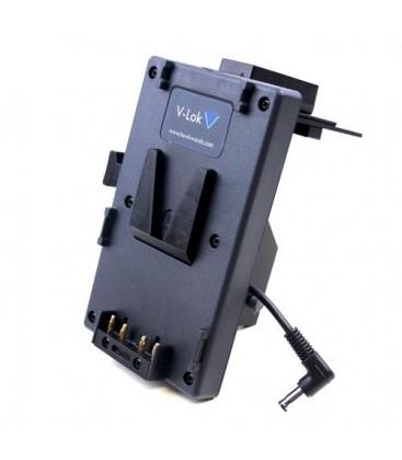 Hawkwoods VL-FS7 - V-Lok Sony FS7 Camera Adaptor