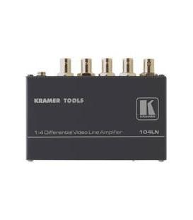 Kramer 104LN - 1:4 Composite Video Differential Line Amplifier