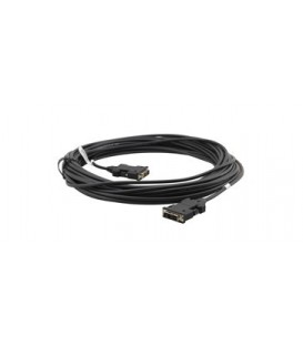 Kramer C-4FDM/4FDM-328/EU - DVI Four Fiber Optic Cable with Converters - 100m