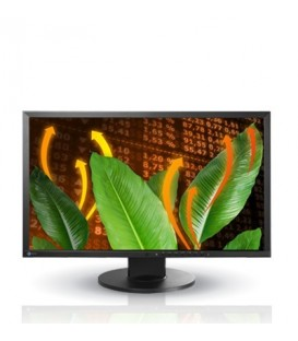 Eizo EV2316W-Swiss Edition - 23 inch Flicker-free-LED-LCD-Widescreen Monitor, Black