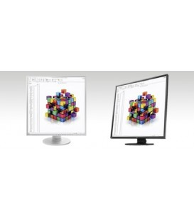 Eizo EV2730Q-Swiss Edition - 26.5 inch High End IPS-LCD Square Screen, Gray