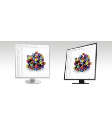 Eizo EV2730Q-Swiss Edition - 26.5 inch High End IPS-LCD Square Screen, Gray