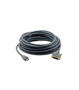 Kramer C-HM/DM-10 - HDMI to DVI Cable - 3m