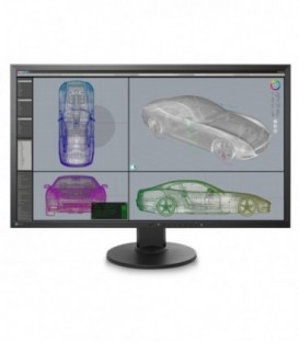 Eizo EV3237W-Swiss Edition - 31.5 inch IPS-LCD-Widescreen Monitor, Black