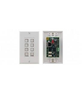 Kramer RC-78R - 8-Button Room Controller