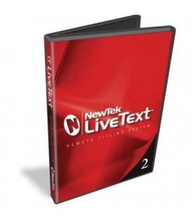 Newtek TR-LT2UPG - LiveText 2.5 Upgrade