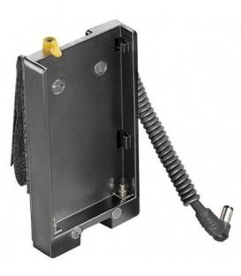 Dedolight DLBCA-NPF - Belt adapter for 7,2V NP-F batteries