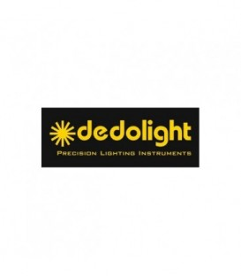 Dedolight DLH652T-PO-DMX - Light head, 650 W tungsten, DMX-control, pole operated