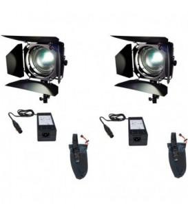 Zylight 26-01025 - F8-D LED Fresnel Dual Head Kit