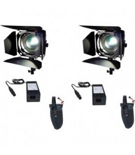 Zylight 26-01028 - F8-T LED Fresnel Dual Head Kit