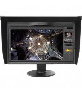 Eizo CG248-4K - 23.8 inch UHD LCD Monitor, Black with Black Hood, Swiss Warranty