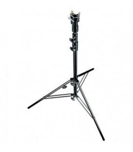 Manfrotto MA 007BU - Aluminum Senior Stand with Leveling Leg (Black, 10.3 feet)