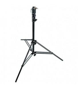 Manfrotto 008BU - Cine Stand Black with Leveling Leg