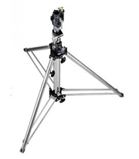 Manfrotto 070CSU - Follow Spot Stand (Chrome-plated, 4.8')