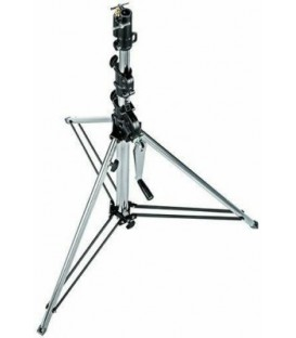 Manfrotto 087NWSH - Short Wind-Up Stand (Chrome-plated, 9')