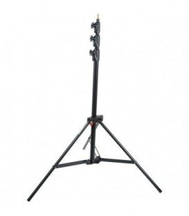 Manfrotto MA 1004BAC - Alu Master Air-Cushioned Stand (Black,12 feet)