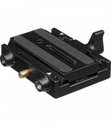 Manfrotto MN 577 - Rapid Connect Adapter with Sliding Mounting Plate