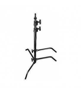 Manfrotto MA A2025LCB - C-Stand with Sliding Leg (8.25 feet Black)
