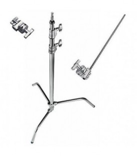 Manfrotto A2033LKIT - 10.75' C-Stand Grip Arm Kit (Chrome-plated)