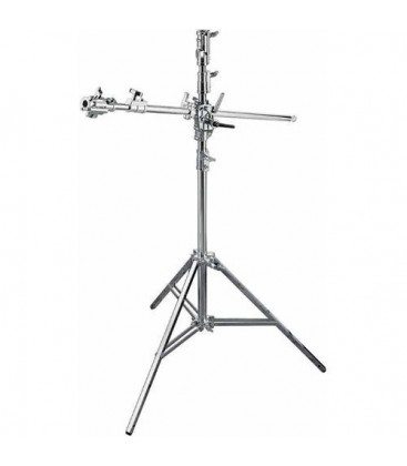 Manfrotto MA A4050CS - 16.4 feet Steel Boom Stand 50 (Chrome-plated)