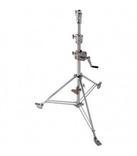 Manfrotto B6030CS - Wind Up Stand 30 with Low Base and Braked Wheels