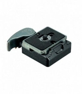 Manfrotto MN 323 - Quick Change Rectangular Plate Adapter