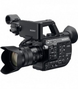 Sony PXW-FS5K - 4K Super 35 Handled E-Mount Camcorder with lens