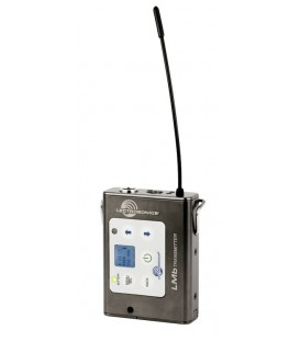 Lectrosonics LMB/E01 - Miniature bodypack transmitter, Digital Hybrid