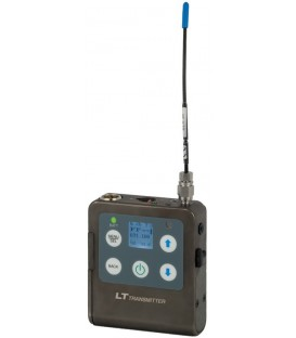 Lectrosonics LT/E01 - Miniature bodypack transmitter, Digital Hybrid