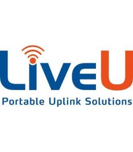 LiveU LU10-IFB-002 - IFB 1 U Audio box - 8 channel premium audio interface
