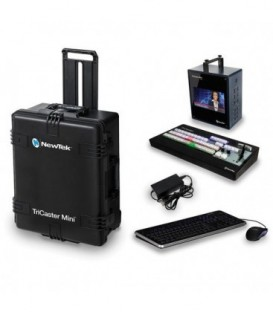 Newtek TRMSMINISDICS - TriCaster Mini SDI Advanced + CS Bundle
