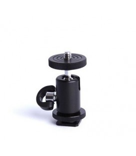 SmallHD SHD-ACCMTSHOE - Hot Shoe Ball Mount