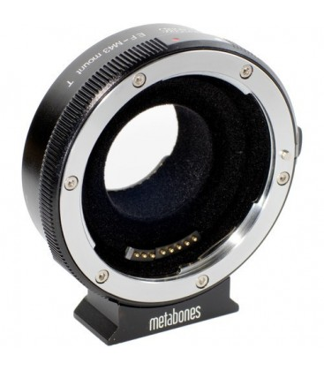 Metabones MB_EF-m43-BT2 - Canon EF to Micro Four Thirds T adapter