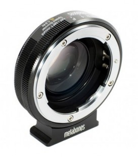 Metabones MB_SPNFG-M43-BM2 - Nikon G to Micro FourThirds Speed Booster XL 0.64x