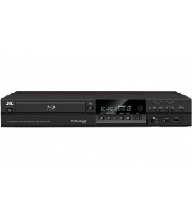 JVC SR-HD2700EU - Combo deck, Blu-ray and HDD with HD-SDI