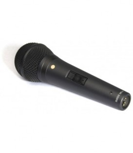 Rode M1S - Dynamic Microphone with Lockable Switch