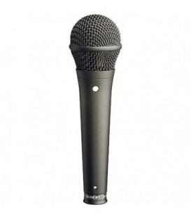 Rode S1-B - Supercardioid Condenser Handheld Microphone (Black)