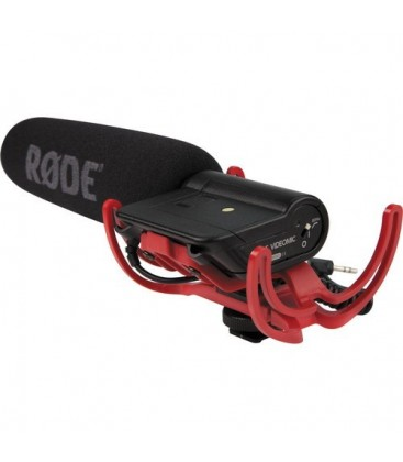 Rode VideoMic Rycote - VideoMic with Rycote Lyre Suspension System