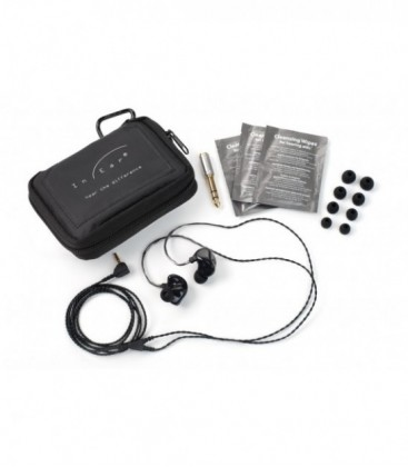 InEar StageDiver SD-1 - Universal high-end monitoring, 1-Way System, black