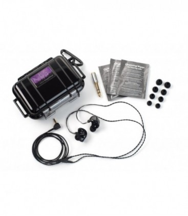 InEar StageDiver SD-2 - Universal high-end monitoring, 2-Way System, black