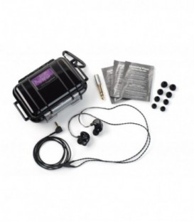 InEar StageDiver SD-3 - Universal high-end monitoring, 3-Way System, black