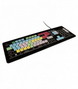 Editors Keys EK-KB-EDIUS-BLW-DE - Backlit Keyboard