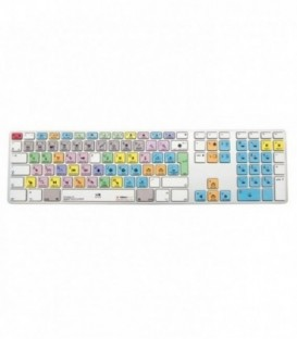 Editors Keys EK-KB-FCP7-M89-DE - Backlit Keyboard
