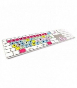 Editors Keys EK-KB-FCPX-M89-DE - Backlit Keyboard
