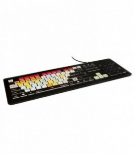 Editors Keys EK-KB-LIVE-BLW-DE - Backlit Keyboard